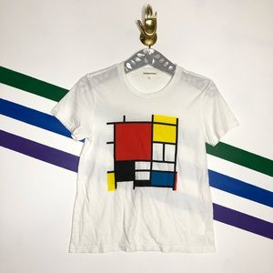 NEW Future State Mondrian graphic T-shirt
